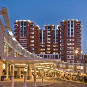 98_University of Kentucky Albert B. Chandler Hospital_nightime_650